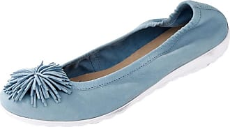 Ballerines Eberly Bleues