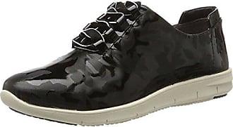 Caprice 23604, Zapatillas para Mujer, Blanco (White Comb 197), 40 EU