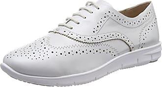 Caprice 23604, Zapatillas Para Mujer, Blanco (White Comb 197), 36 EU
