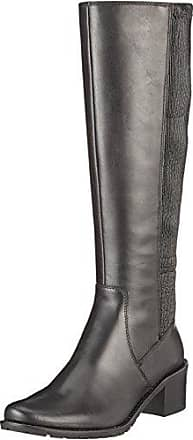 25550, Bottes Classiques Femme, Noir (Black 001), 38 EUCaprice