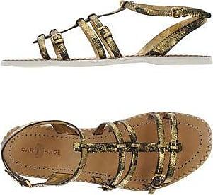 Occasion - Sandales spartiates en cuirCar Shoe