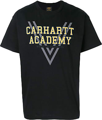 Academy print T-shirt - Black Carhartt Work in Progress