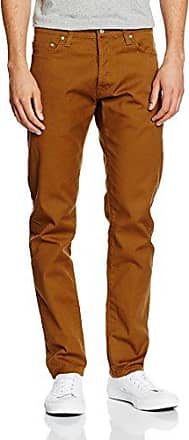100068376, Pantalon Homme, Marron (Medium Brown 215), 38W x 34LBrooks Brothers