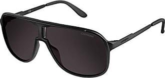 Carrera New Safari NR Gtn, Montures de Lunettes Homme, Noir (Matte Black Shiny Black/Brown Grey), 62