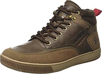 Carrera Officer Mix, Sneaker Uomo, Marrone (Taupe), 43 EU