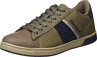 Carrera Officer Mix, Sneaker Uomo, Marrone (Taupe), 43 EU