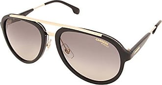 Unisex-Adults 116/S W6 Sunglasses, Gold Blackmt, 51 Carrera