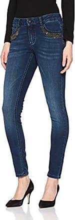 Pantalon - Slim Femme - Multicolore - W42/L30Cartoon