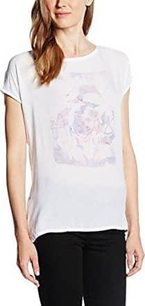 Cartoon 8563/7243, Camiseta para Mujer, Rosa (Cream/Pink 1843), 36 (Talla del Fabricante: XS)