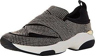 Limpid, Baskets Basses Femme - Noir - Black (Black/Comb), 38Carvela