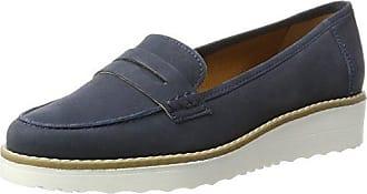 Jasper, Zapatillas Para Mujer, Azul (Navy), 37 EU Carvela