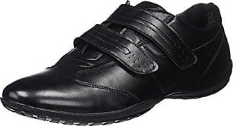 Casanova - Zapatillas de Deporte de Otra Piel Hombre, Negro (Negro (Noir 546)), 41 EU