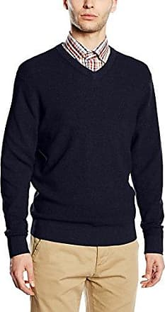 462390000-suéter Hombre Azul (Blau 135) Medium Casamoda