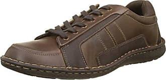 Casanova Dauos, Zapatos de Cordones Derby para Hombre, Marrón (Marron Fonce 473), 42 EU