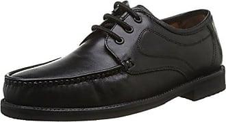 Casanova Lirilo - Zapatos de cordones para hombre, color Noir, talla 44