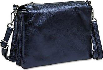 Zodiaco Claudia Condor Clutch-Tasche One Size Marine-patent HB