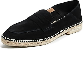 Mike Espadrilles With Collapsible Back - Negro Castaner