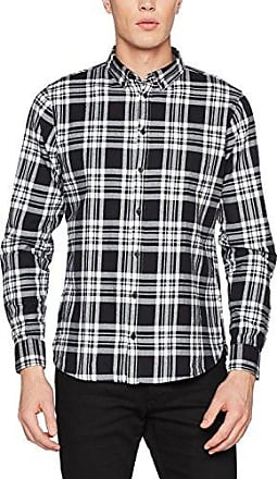 20501251, Chemise Casual Homme, Noir (Black 50003), XLCasual Friday