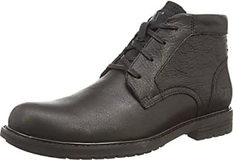 Cat Footwear TRANSFORM - Botas para Hombre, Gris Oscuro (Black), 40 EU