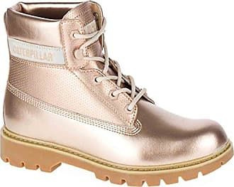 Caterpillar Cat-Footwear Damen Colorado Curtsy Boot, Weiß/Rosa, 36 EU