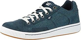 Caterpillar Checklist Canvas, Sneaker Uomo, Blu (Mens Blue Mens Blue), 40 EU