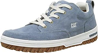 Caterpillar Checklist Canvas, Zapatillas para Hombre, Azul (Mens Blue Mens Blue), 46 EU