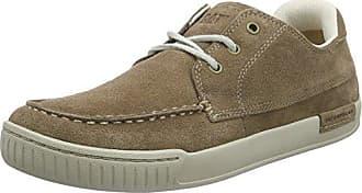 Cat Footwear Recurrent - Zapatos Hombre, Azul (Mens Blue Mirage), 41