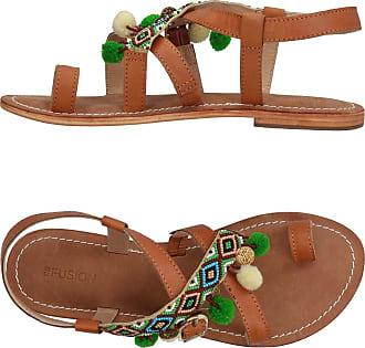 Chaussures - Sandales Entredoigt De Fusion Cb