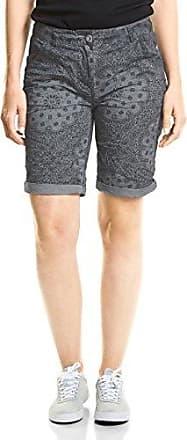 Cecil 371439 Chelsea Relax Shorts, Bañador para Mujer, Negro (Black 10001), 28W