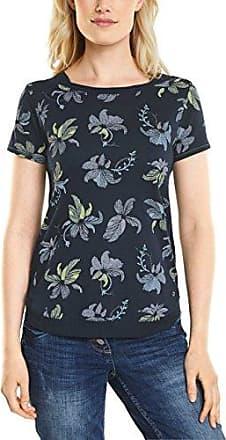 312152, T-Shirt Femme, Rouge (Deep Loganberry 31343), XXLCecil
