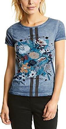 312149, T-Shirt Femme, Rouge (Deep Loganberry 21343), MCecil