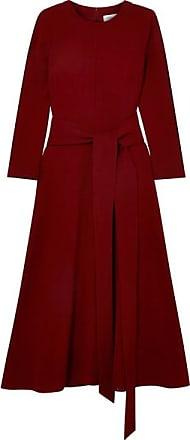 Cefinn Woman Gathered Gauze Dress Red Size 12 Cefinn