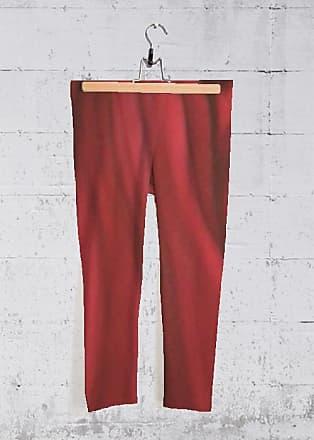 Yoga Capri Pants - Velvet Vampire Red by Celeste Yarnall Celeste Yarnall