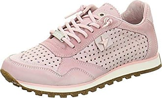 Cetti Sneaker, mit Lasercut, rosa, EURO-Größen, rosé