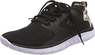 Low Cut Shoe Venice PU, Chaussures de Running Compétition Femme, Noir (NBK), 36 EUChampion