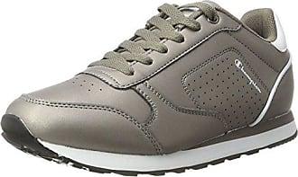 Champion Low Cut Shoe C.j. PU, Zapatillas de Running para Mujer, Blanco (Wht), 41 EU