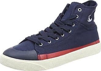 Champion Low Cut Shoe Venice Suede, Zapatillas para Hombre, Azul (New Navy Bs501), 42 EU