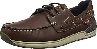 Mens ROCKWELL2 Boat Shoes,Walnut,7.5 UK (41.5 EU) Chatham Marine