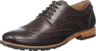 Owen, Brogues Homme, Marron (Tan 001), 44 EUChatham Marine
