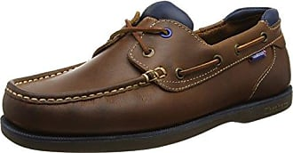 Deck G2 - Chaussures Bateau - Homme - Marron (Châtaigne) - 42.5 EU (8.5 UK)Chatham Marine