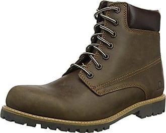 Chatham Marine Rambler - Zapatos de cuero hombre, color marrón, talla 42 EU/8 UK