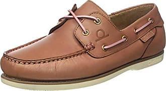 Newton, Chaussures Bateau Homme, Bleu (Navy 009), 41 EUChatham Marine