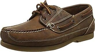 Chatham Nevis, Zapatos de Cordones Oxford para Hombre, Marrn (Tan 002), 43 EU
