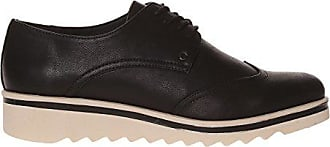 Comfortabel 950664, Zapatos de Cordones Derby para Mujer, Gris, 37 EU
