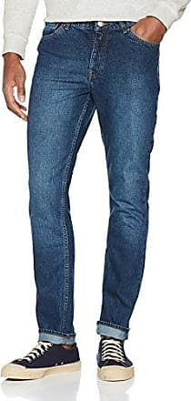 Work Denim Sign, Vaqueros para Hombre, Azul, W28L32 Cheap Monday
