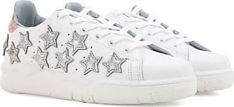 Sneakers for Women On Sale, Silver, Leather, 2017, 2.5 3.5 4.5 7.5 8.5 Chiara Ferragni