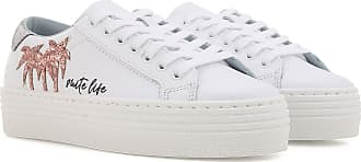 Sneakers for Women On Sale, White, Glitter, 2017, 2.5 3.5 4.5 5.5 8.5 Chiara Ferragni