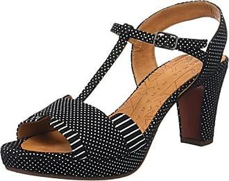 Grace Shoes 252 Zapatos Mujeres Negro 38 jJFw60tLN
