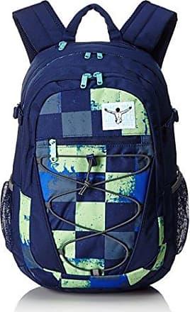 Unisex-Erwachsene Techpack Two Rucksack, Blau (Keen Blue), 16x48x32 cm Chiemsee