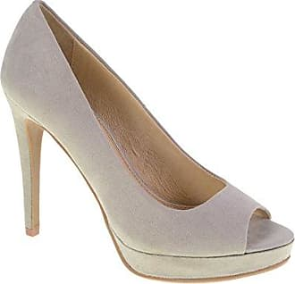 Chinese Laundry Womens Hypnotize Dress Pump Grey Suede 10 M US